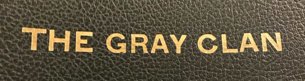 the gray clan book cover