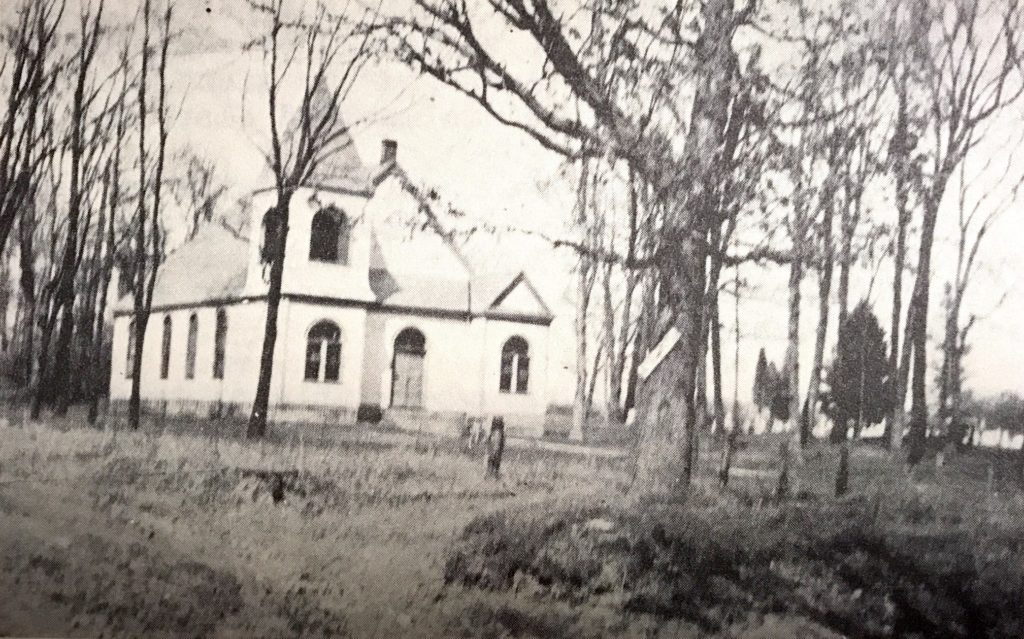 white oak springs Presbyterian church, Renfrew, Pennsylvania